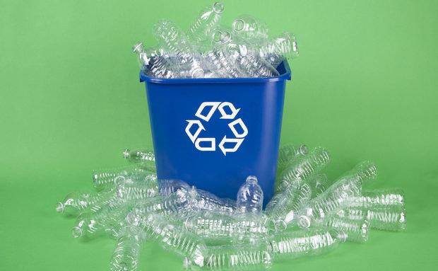Etapas do processo de reciclagem do plástico